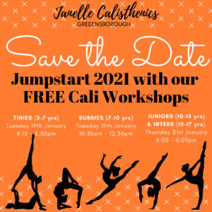 Jumpstart 2021 Workshops